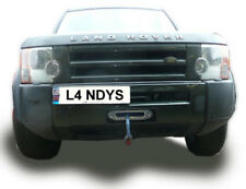 Discovery 3 winch mount   D3WM