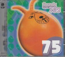 Sounds Of The 70s 75 Time Life 2CD Status Quo Bay City Rollers Smokie Rubettes