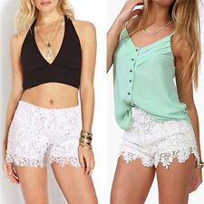NEW Women Hot Pants Summer Casual Shorts High Waist Beach Sports Short Pants