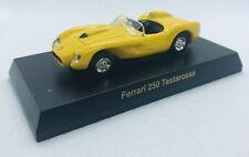 Kyosho 1/64 Ferrari  250 Testa Rossa Yellow