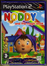 PS2 Noddy and The Magic Book (2006), UK Pal, Brand New & Sony Factory Sealed