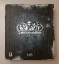 World of Warcraft Wrath of the Lich King Collector's Edition (No Game) - Used