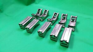 UNIVERSAL CHANNEL CLAMP STAINLESS STEEL SLIDE IN UNICLAMP