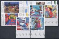 Germania 1995 Mi. 1774-1780 Nuovo ** 100% Paesaggio, Gatto, Sport