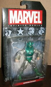 MARVEL Infinite Series Collection WHIRLWIND 3.75 inch Avengers Enemy Hasbro 2013