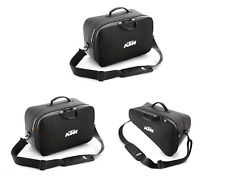 NEW KTM TOURING SIDE CASE INNER BAG KIT ALL 3 BAGS LEFT RIGHT & TOP
