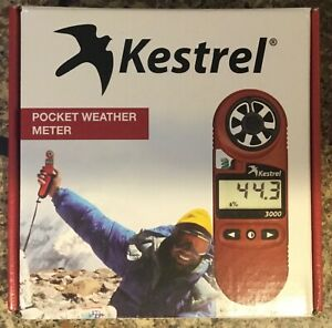 Kestrel Pocket Weather Meter 3000
