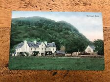 More details for early 1900s postcard. fortingall hotel ! cynicus publishing