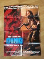 Filmposter * Kinoplakat * A1 * John Carpenter's Das Ding aus einer anderen Welt