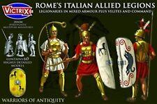 NEW VICTRIX MINIATURE ROME'S ITALIAN ALLIED LEGIONS COLLECTIBLE FIGURES VXA009