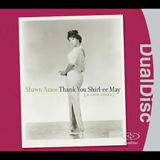 Thank You Shirl-ee May (A Love Story) [DualDisc] by Shawn Amos (CD, Sep-2005,...