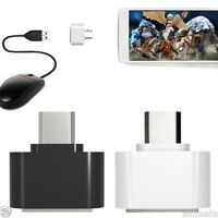 MICRO USB TO USB 2.0 ADAPTER MINI OTG 5 PIN CONVERTER FOR ANDROID ADAPTER BUY1G2