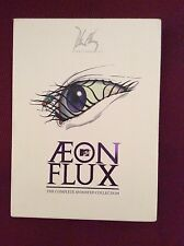 Aeon Flux -The Complete Animated Collection (Dvd,2005,3-Disc Set) Director's cut