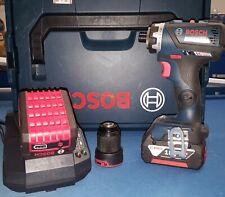 BOSCH Akku-Schrauber GSR 18V-60 FC FlexiClick 2x 4,0Ah in L-Boxx