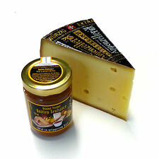 Appenzeller Extra 300 g piquant Suisse Fromage mature et 150ml Moutarde de coing