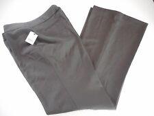 $228 New with tags TAHARI BROWN Portobello Stretch Dress Pants size 12