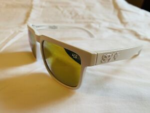 SPY + OPTICS Sunglasses  KEN BLOCK PROMO GLASSES SPY PLUS NEW