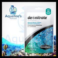 Seachem De Nitrate 100ml Bagged Removes Nitrates, Nitrites, Ammonia & Organics