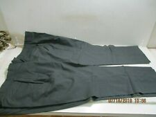 Military Issue Trouser'S, Men'S, Polyester/Wool (2 Pairs) Sz.35X32