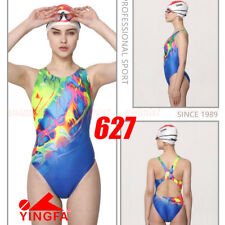 NWT YINGFA 627 COMPETITION TRAINING RACING SWIMSUIT XXL US MISS 10-12 SIZE 34/36