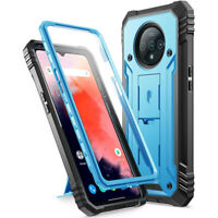 Poetic Shockproof For OnePlus 7T Case,Full Coverage Protective Stand Cover