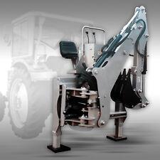 Heckbagger Jansen BHSM-225 Anbaubagger Traktorbagger Bagger Minibagger Traktor