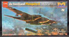 HK Models #01E015 1/32 De HAVILLAND MOSQUITO B Mk. IV SERIES II Model Kit!
