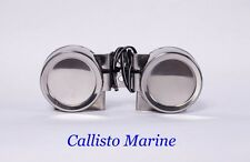 12V Marine Twin Boat Horn Stainless Steel Boat Chandlery /Boat / Yacht