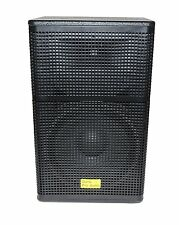 SONIC PRO AUDIO - DMWL-15 - 2-way Professional Speaker Wooden Painted Cabinet