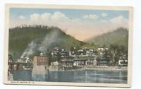 Postcard Gauley Bridge West Virginia W VA