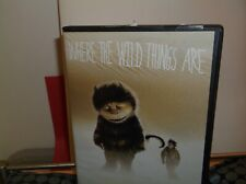 dvd / where the wild things are