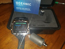 Oceanic VTX Computer and Transmitter - Black