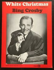 White Christmas, Bing Crosby, Sheet Music (44)