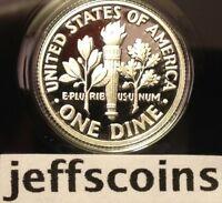 2017 S Proof Dime Roosevelt 90% SILVER via US Mint Proof Set 10¢ Cent Gradable