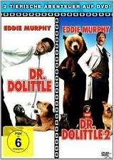 Murphy, Eddie - Dr. Dolittle 1 & 2 [2 DVDs]