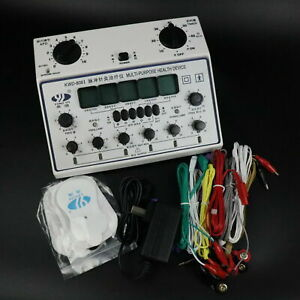 Electrical Acupuncture Needle Stimulator Kwd808  6 Channels Output TENS massager