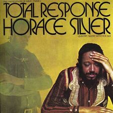 Horace Silver - Total Response [New CD] UK - Import