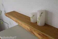 Wandboard Akazie Massiv Holz Board Regal Steckboard Regalbrett Baumkante NEU !!!