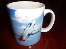 Norfolk China Mug Céramique Tornado Aircraft