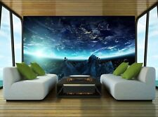 Gigantic Asteroids   Photo Wallpaper Wall Mural DECOR Paper Poster Free Paste