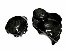 2003-2004 Honda CBR600RR Carbon Fiber Engine Cover & Clutch Cover