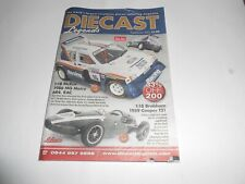 Die Cast Legends - Collecting Magazine September 2013 Cars Buses Die-Cast