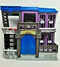 Fisher Price Batman Gotham City Jail Playset DC Super Friends Imginext Arkham