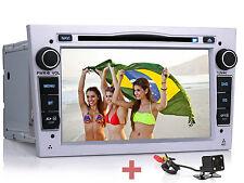 "Rückfahrkamera+ 7"" GPS Autoradio 3G SD Für OPEL Antara Corsa Zafira Tigra Vivaro"