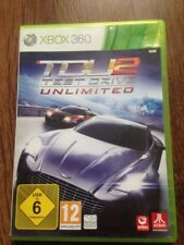 test drive unlimited 2 xbox 360 VGC