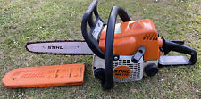 STIHL MS170 Chainsaw Petrol Sthil