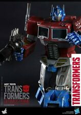NEW HOT TOYS TRANSFORMERS Optimus Prime Starscream 1/6 Action Figure Special Ed.