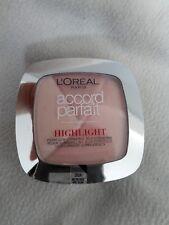 Accord parfait Highlight de L'Oréal neutre rosé glow