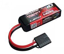 Traxxas 2823X 3S 11.1V 1400mAh 25C LiPo Battery w/iD Connector : 1/16 E-Revo VXL