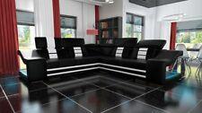 Moderne Sofas aus Kunstleder Wohnlandschaften
